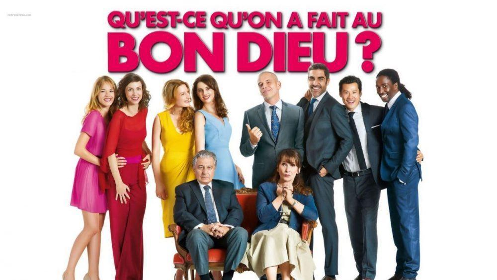 Γαλλικές ταινίες - Γαλλικός Κινηματογράφος / Θεέ μου, τι σου κάναμε