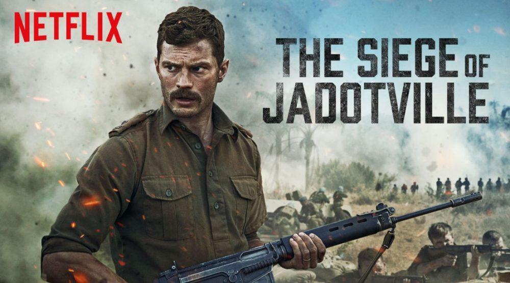 ταινίες - παραγωγές Netflix - The Siege of Jadotville