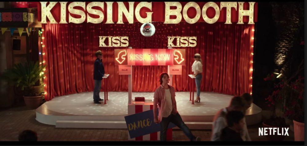 ταινίες - παραγωγές Netflix - Kissing Booth