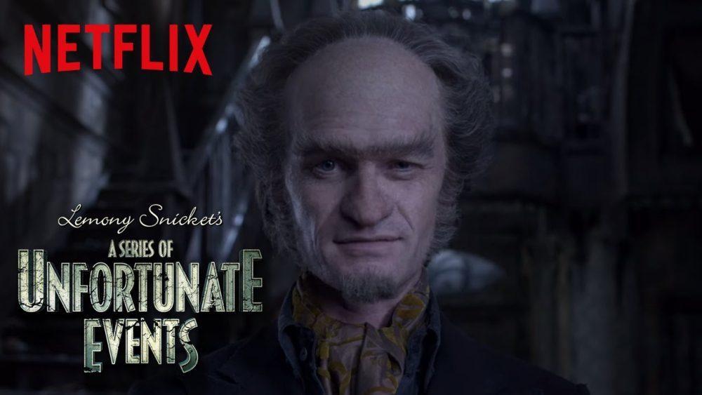 Σειρες Netflix - A series of unfortunate events