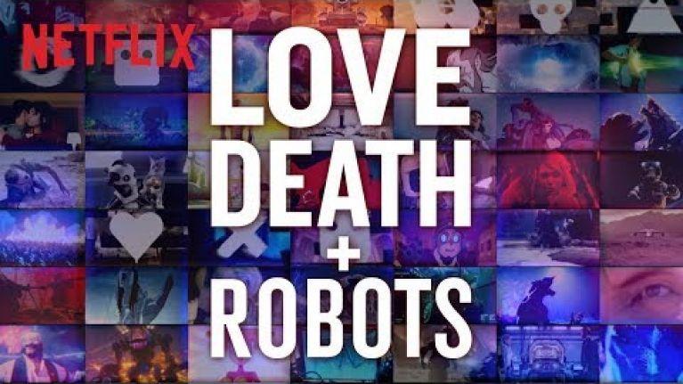 Σειρες Netflix - Love, Death & Robots