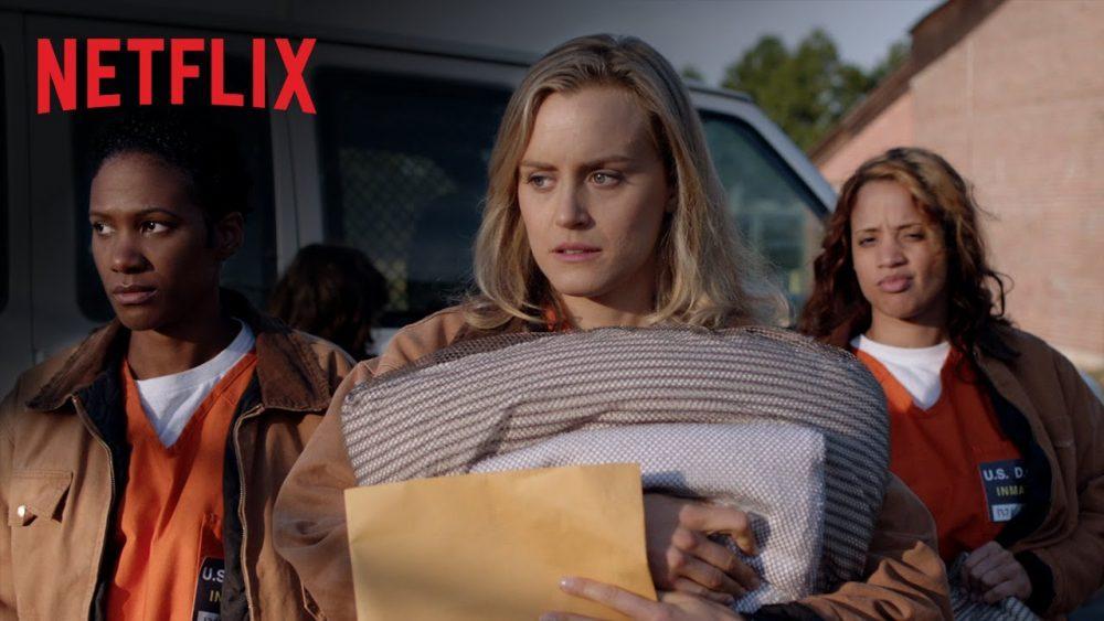 Σειρες Netflix - Orange is the new black