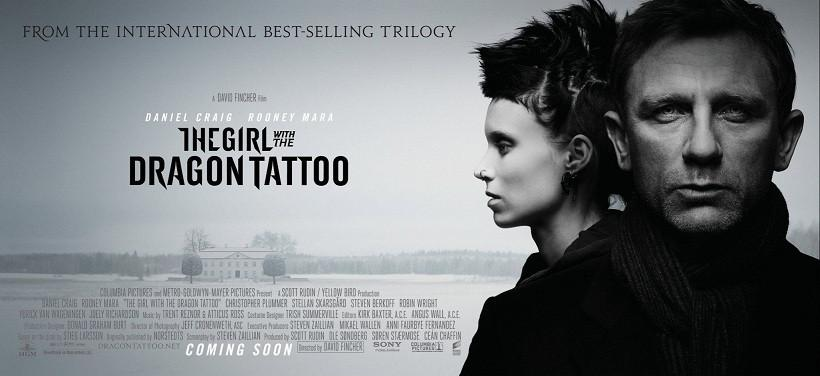 Ταινίες Μυστηρίου - The Girl with the Dragon Tattoo