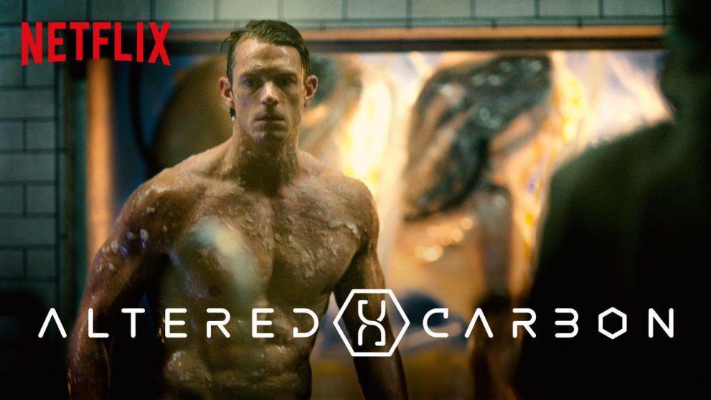 Σειρές Netflix - Altered Carbon