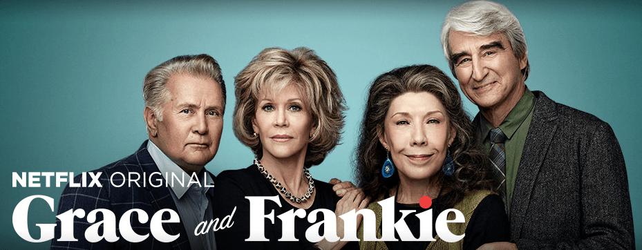 Σειρές Netflix - Grace and Frankie