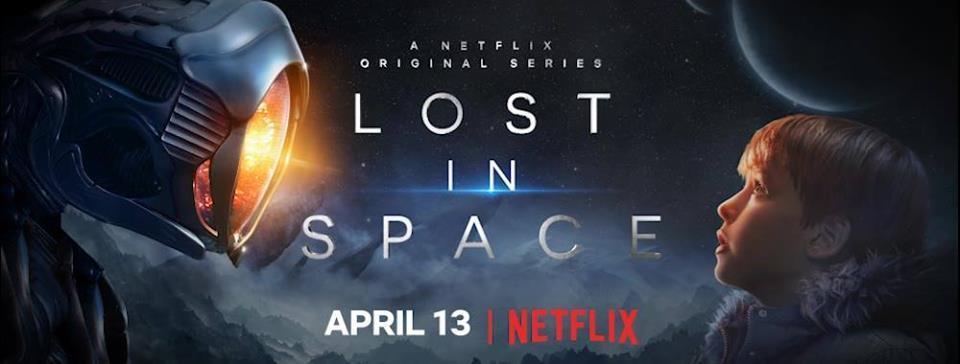 Σειρές Netflix - Lost in Space