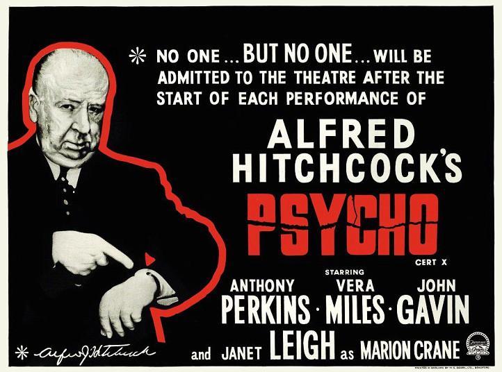 Ταινίες Μυστηρίου - Psycho