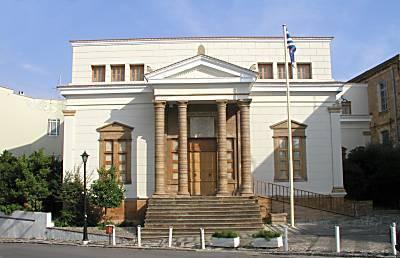 Βιβλιοθήκη της Χίου