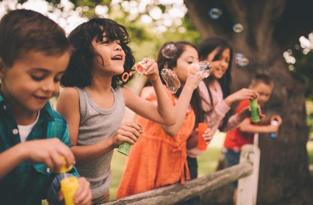 Η Σημασία της Φιλίας στην παιδική ηλικία