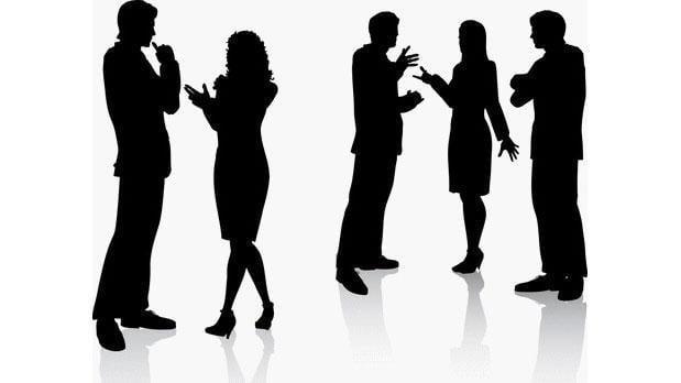 Face-to-face επικοινωνία ή επικοινωνία μέσω διαδικτύου μεταξύ των εργαζομένων;