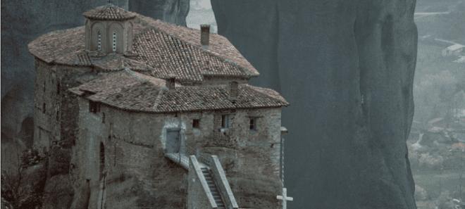 Μονή Ρουσάνου