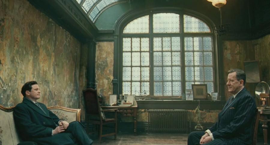 Βρετανικός Κινηματογράφος / αγγλικές ταινίες - The King's Speach