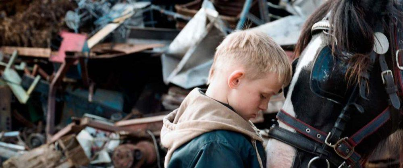 Βρετανικός Κινηματογράφος / αγγλικές ταινίες - The Selfish Giant