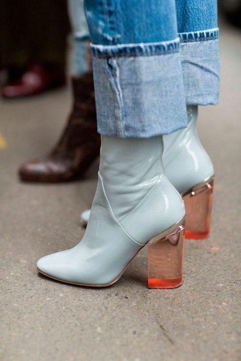 μπότες από βινύλιο