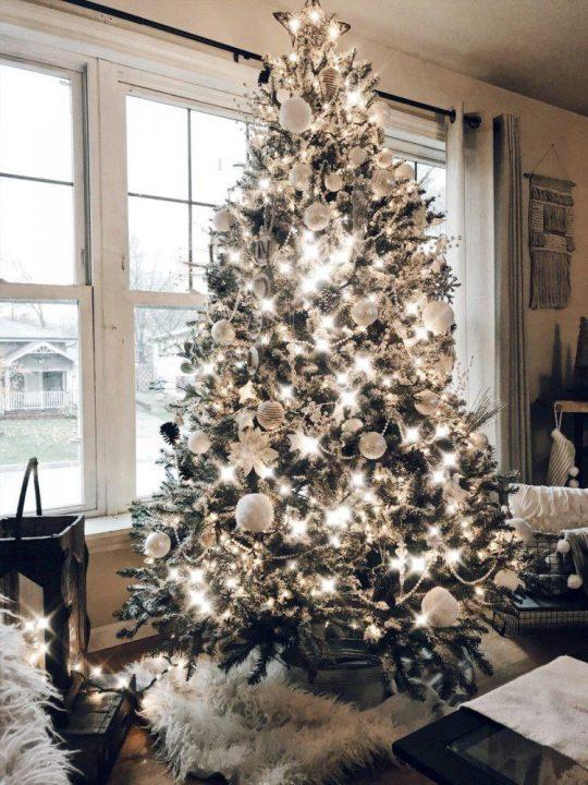 Χριστουγεννιάτικο δέντρο 2018