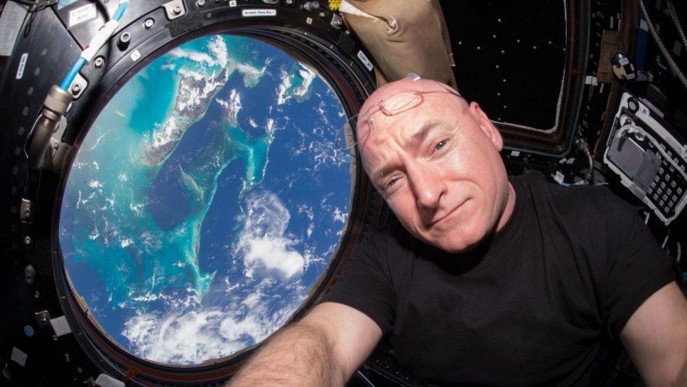 Scott Kelly, ο άνθρωπος που έζησε ένα χρόνο μακριά απ'τον πλανήτη Γη