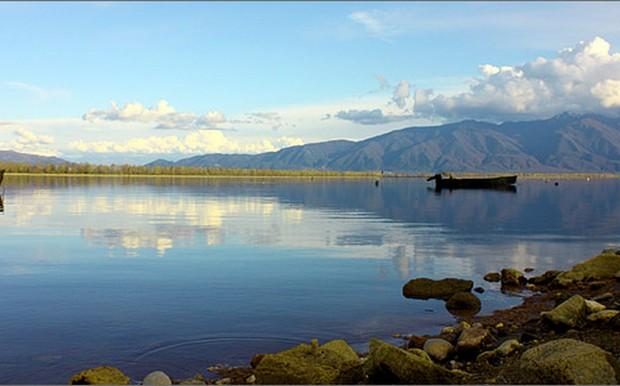 λίμνη κερκίνης στη Βόρεια Ελλάδα