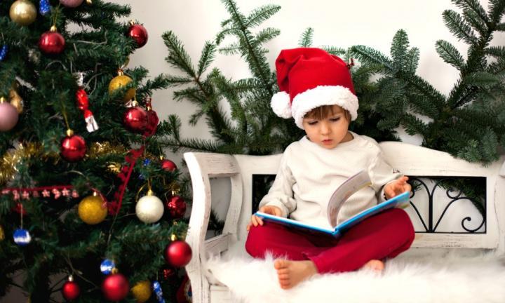 παραμύθια τα Χριστούγεννα