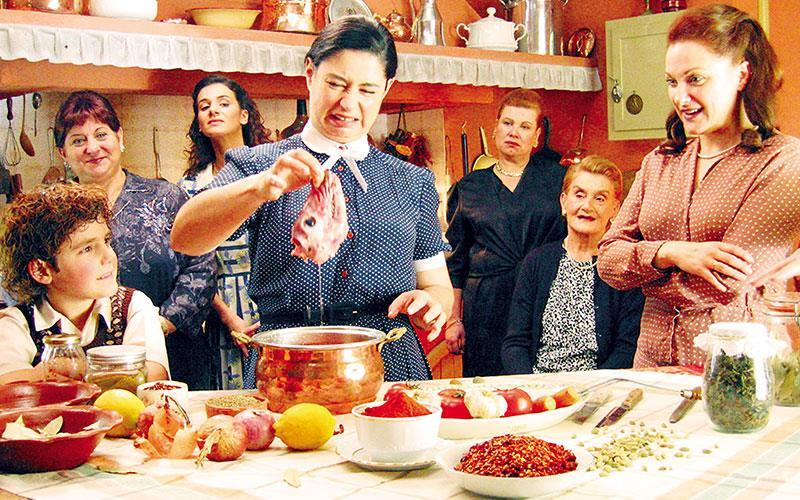 Ελληνικές Ταινίες - Πολίτικη Κουζίνα
