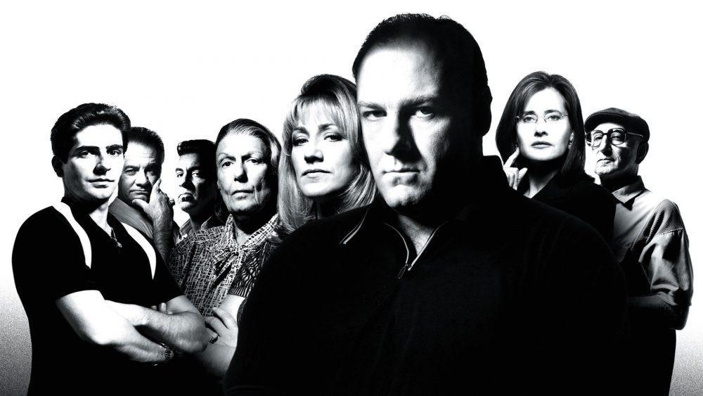 Καλύτερες σειρές - Sopranos