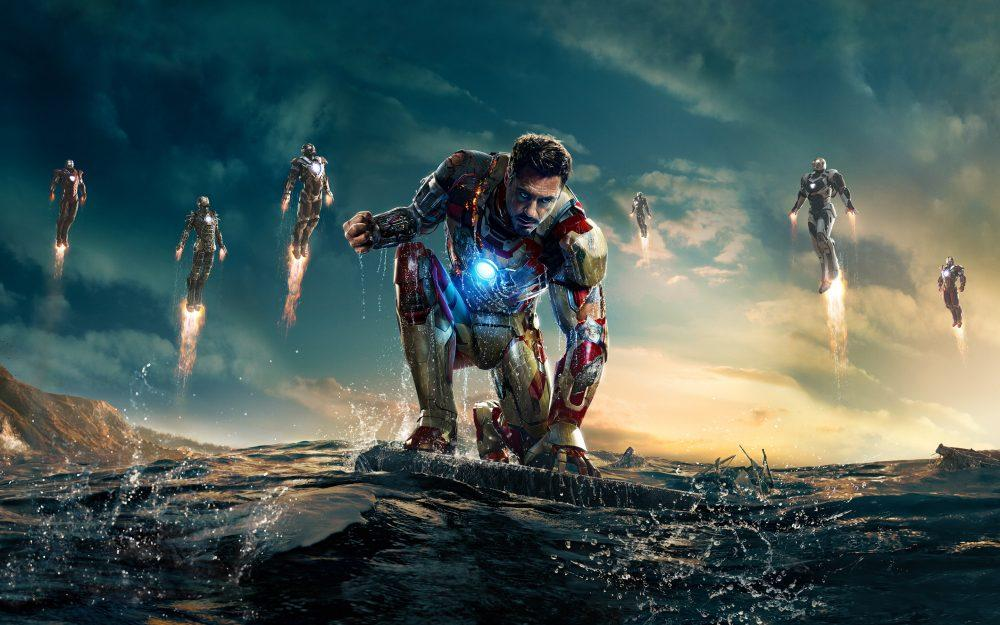 ταινίες Marvel Iron Man 3