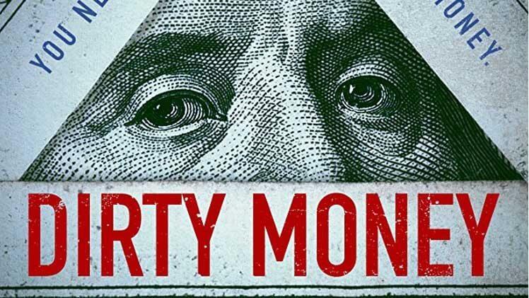 tubemuzik.com- μέρος της επίσης αφίσας για την σειρά Dirty Money.