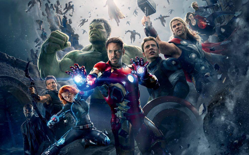 ταινίες Marvel Avengers
