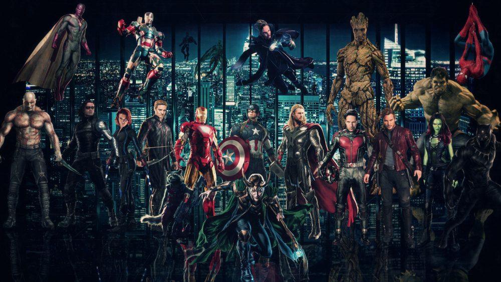 ταινίες Marvel