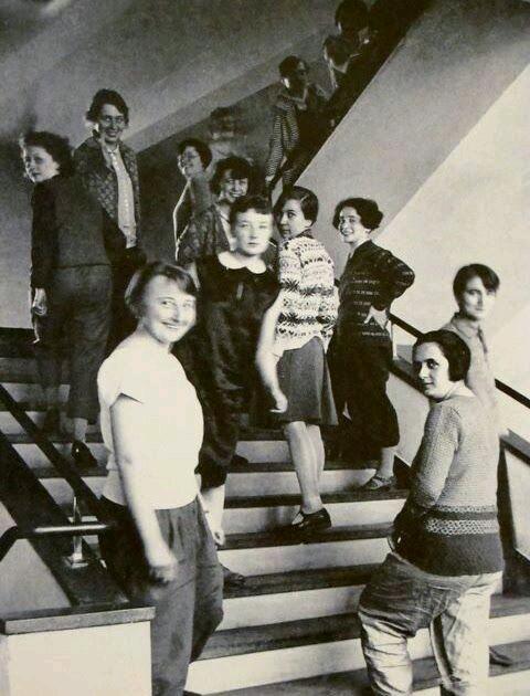 γυναίκες της Bauhaus