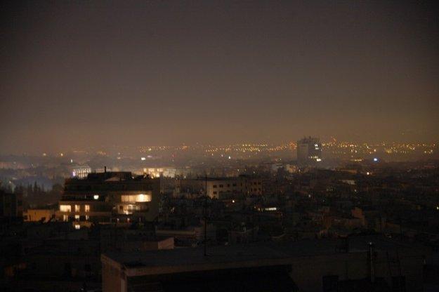 φαινόμενο της αιθαλομίχλης
