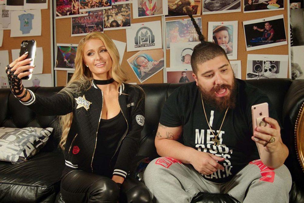 polygon.com- Paris Hilton και Big Fat Jew