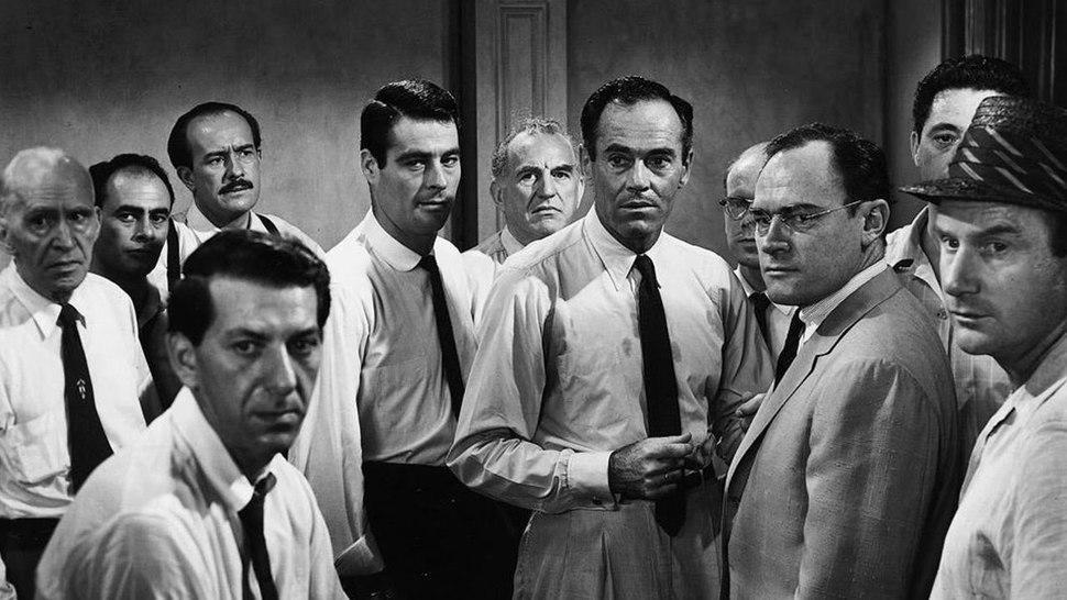 Δραματικές Ταινίες - 12 angry men