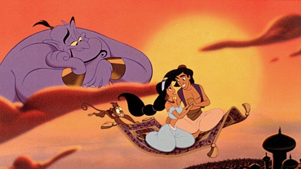 Παιδικές Ταινίες - Aladdin