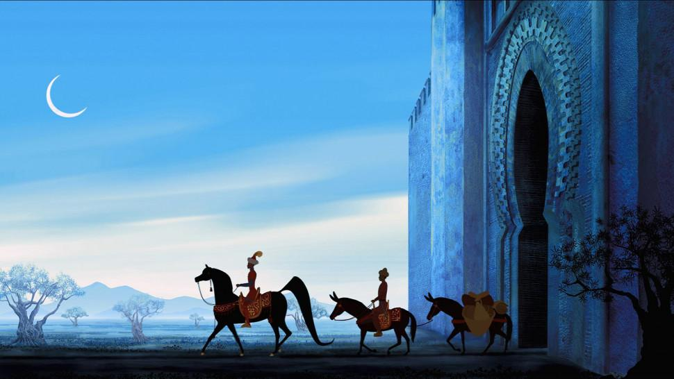 Παιδικές Ταινίες - Azur & Asmar