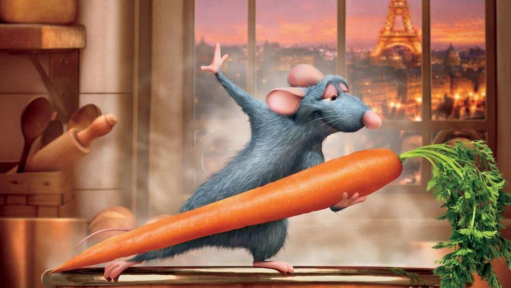Παιδικές Ταινίες - Ratatouille