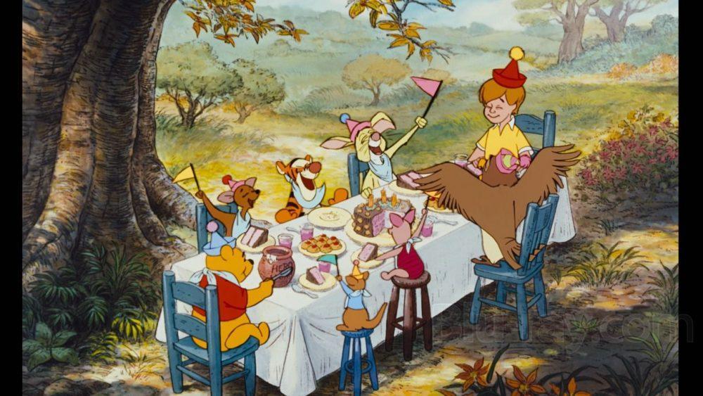 Παιδικές Ταινίες - Winnie The Pooh