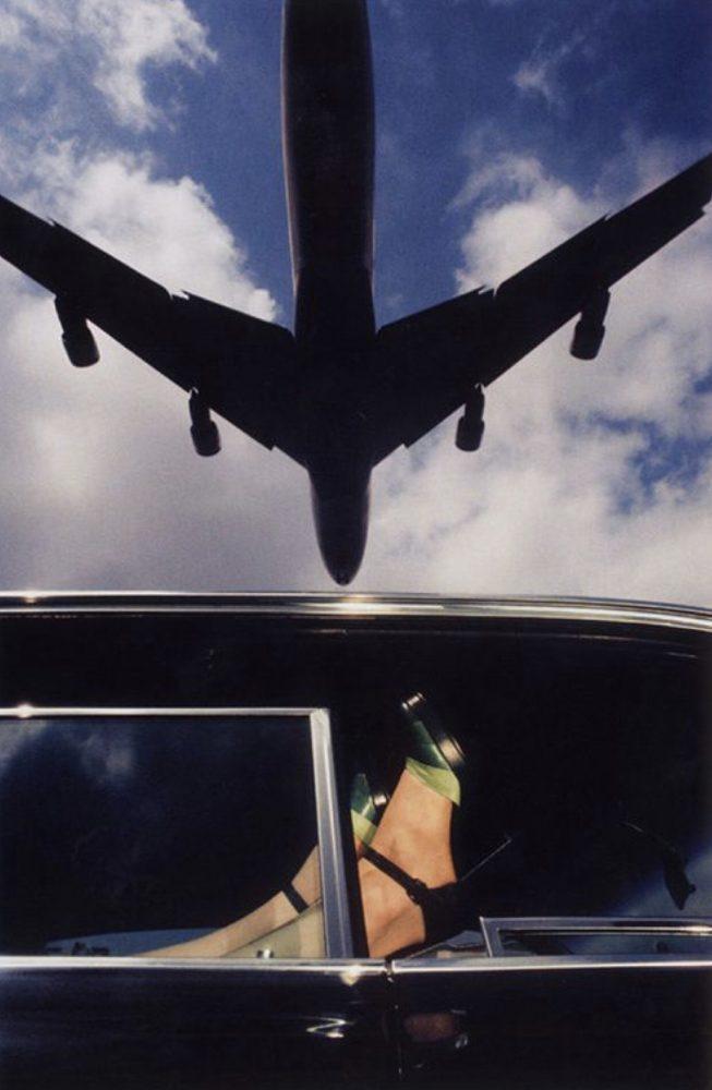 Helmut Newton: Γυμνή φωτογραφία στη Μόδα