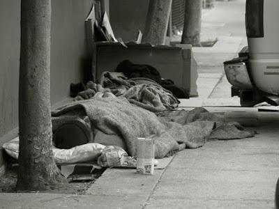 διαβίωση των αστέγων