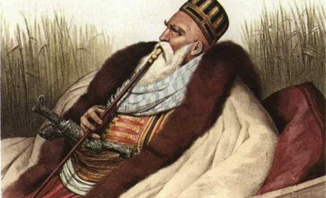 θάνατος του Αλή Πασά