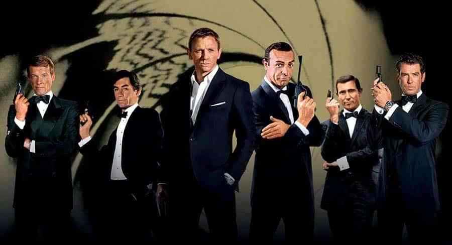 James Bond ταινίες
