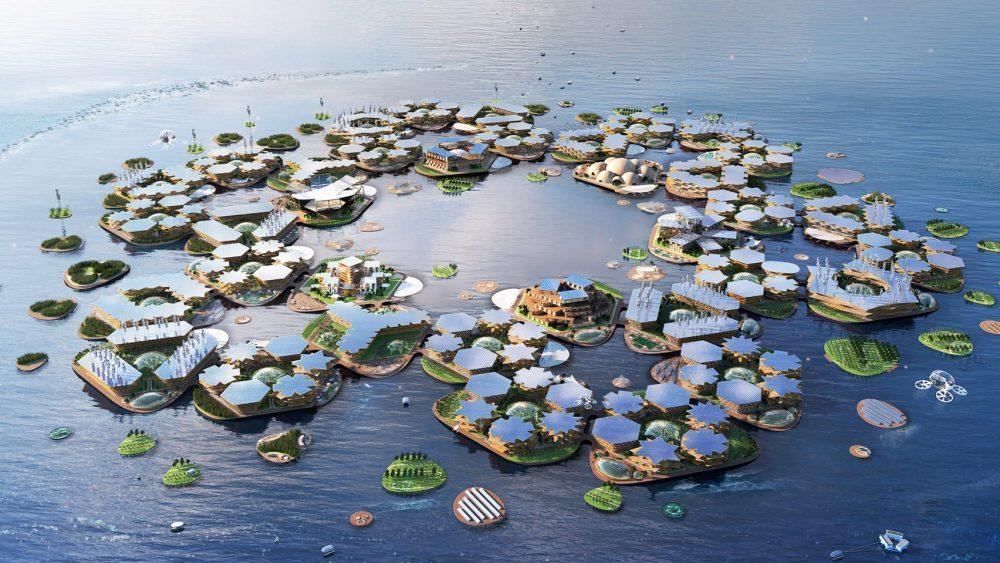 πλωτά νησιά