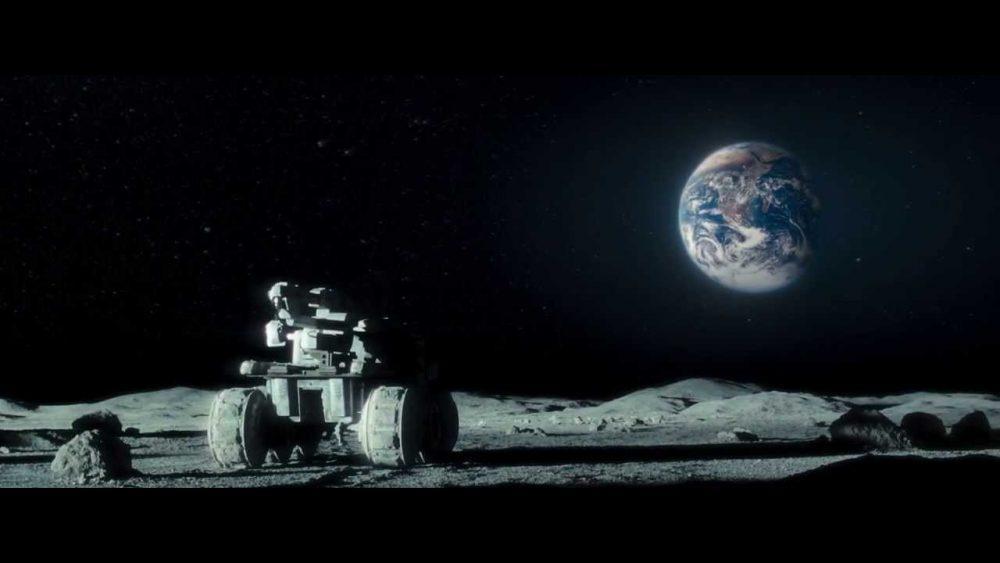 Διαστημικές Ταινίες - Moon