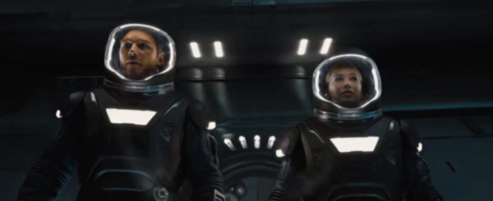 Διαστημικές Ταινίες - Passangers