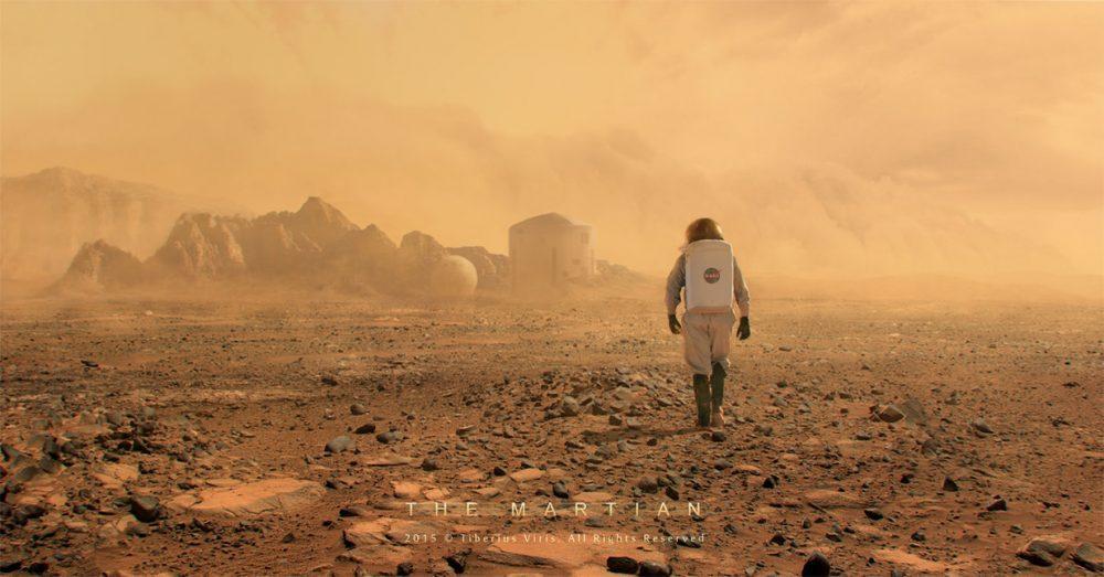 Διαστημικές Ταινίες - The Martian