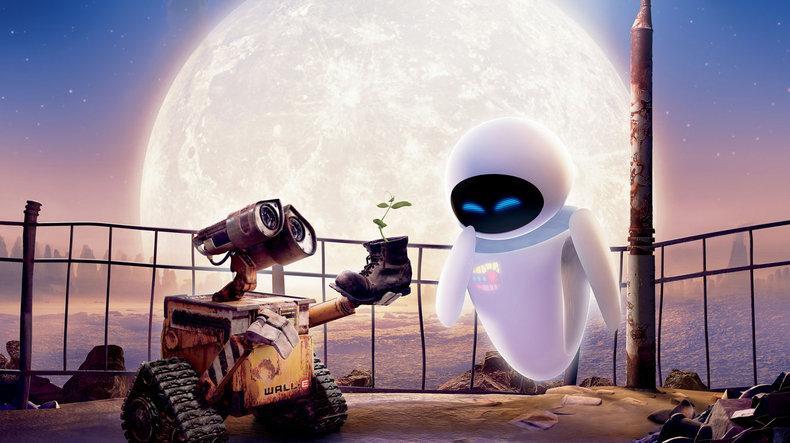 Διαστημικές Ταινίες - Wall E