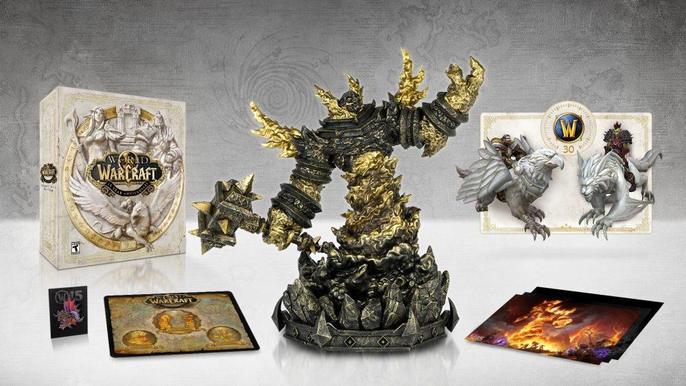 world of warcraft: classic collector's edition