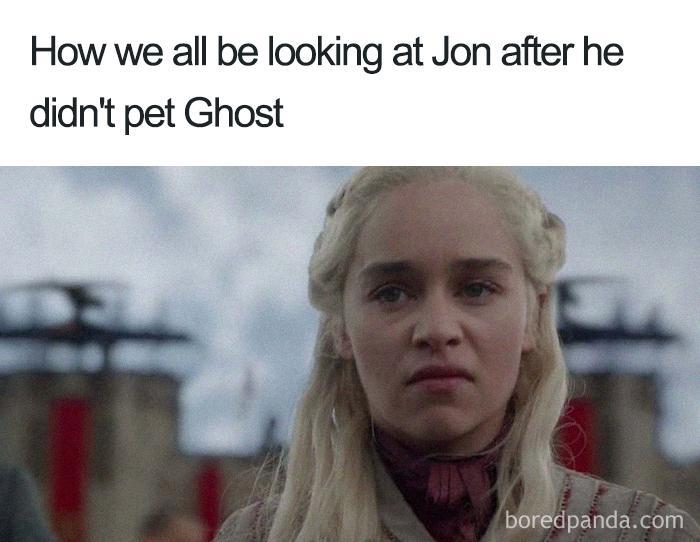 Daenerys-Jon-Ghost-meme