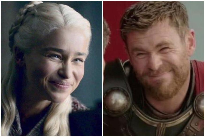 GoT memes - Daenerys-Thor