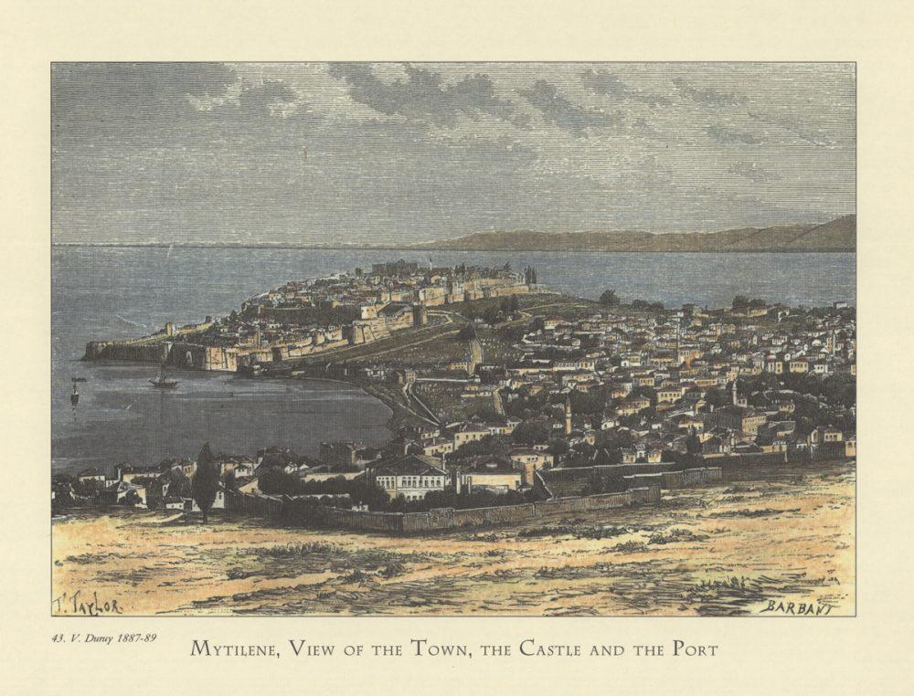 Κάστρο Μυτιλήνης