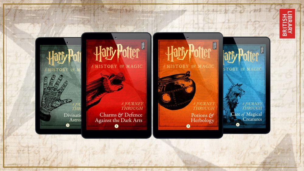 Νέα βιβλία Harry Potter